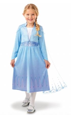Elsa frost 2 kostume 279x450 - Elsa kostume til børn