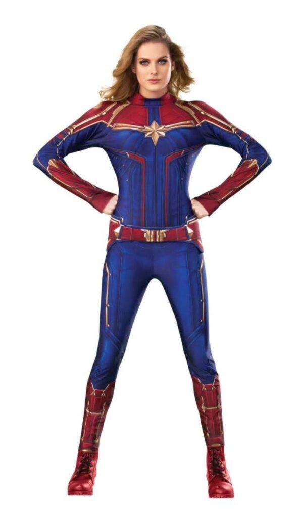 captain america endgame kostume til kvinder