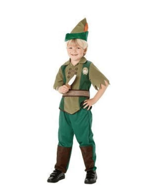 Skærmbillede 2018 01 07 kl. 11.58.31 - Peter Pan kostume til børn