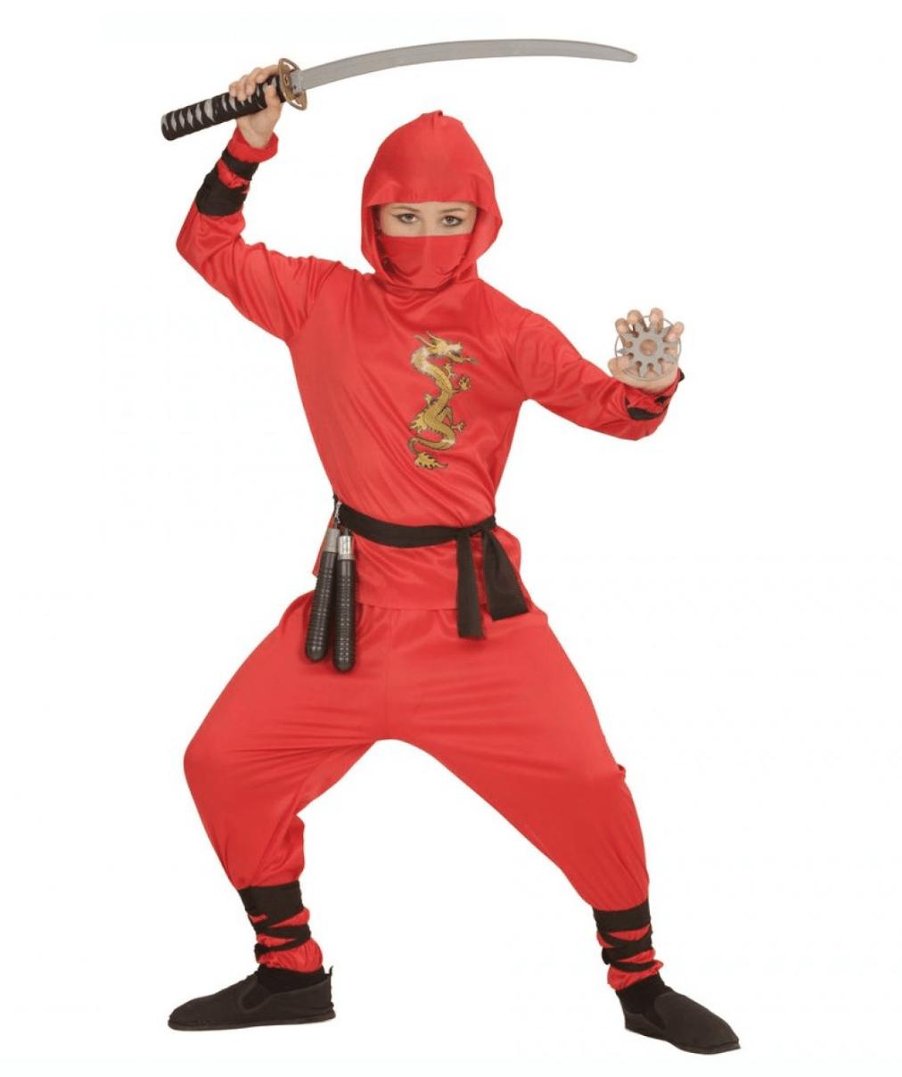 ninja kostume voksen