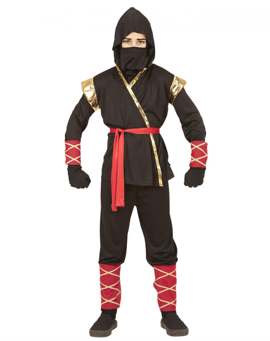 ninja tøj til børn