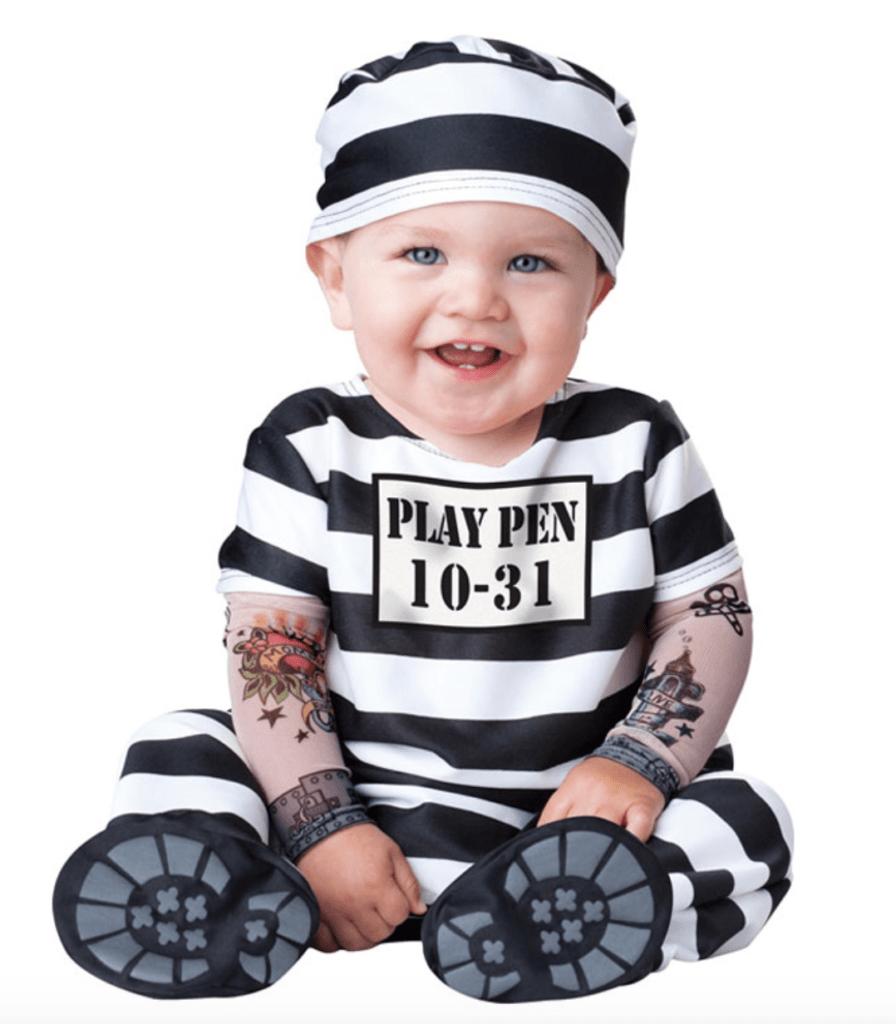 Skærmbillede 2019 01 02 kl. 09.41.36 896x1024 - Fange kostume til baby