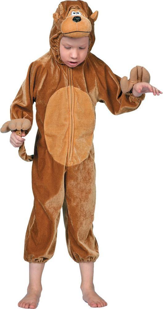 abe kostume abekostume til børn abe kostume til børn fastelavnskostume med abehænder heldragt