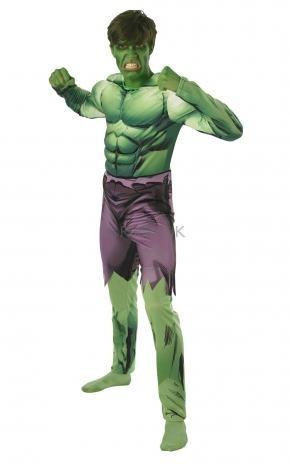 avengers kostume til voksne hulk kostume til voksne avengers hulk udklædning voksenkostume