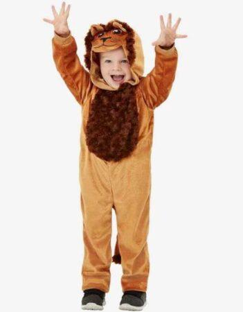 baby løve kostume 351x450 - Løve kostume til baby