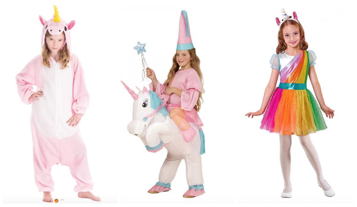3ca8af35635 Enhjørning kostume til børn - KostumeUniverset