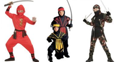 ninja kostume til børn, ninja udklædning til børn, ninja tøj til børn, ninja dragt til børn, ninja børnekostumer, ninja kostumer til børn, kostumeuniverset