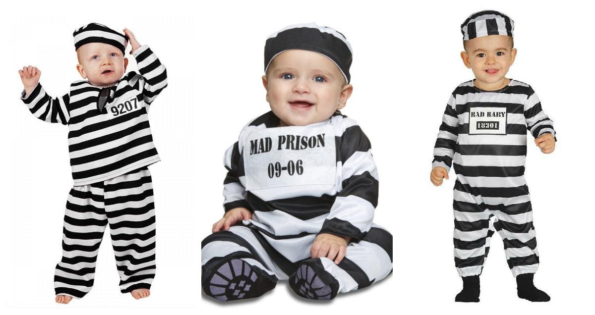 Fange Kostume Til Baby Kostumeuniverset