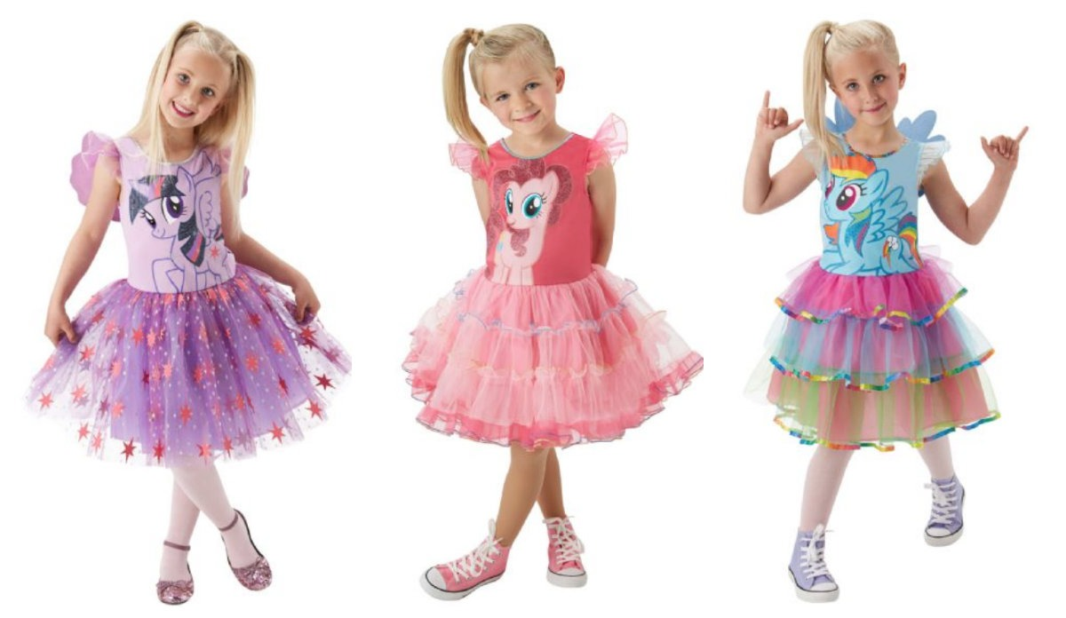 Little My Børn Til Kostume Kostumeuniverset Pony w7xq7fAdz