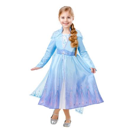 frost 2 elsa kostume til børn frozen 2 kostume elsa kjole til piger