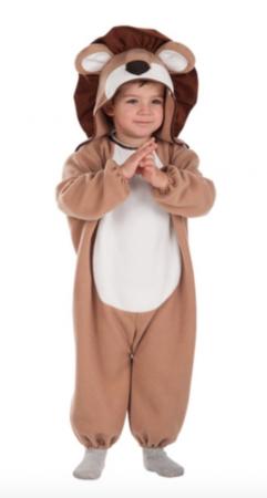 løve babykostume 241x450 - Løve kostume til baby