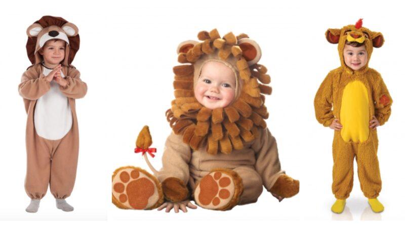 løve kostume til baby 2 800x445 - Løve kostume til baby