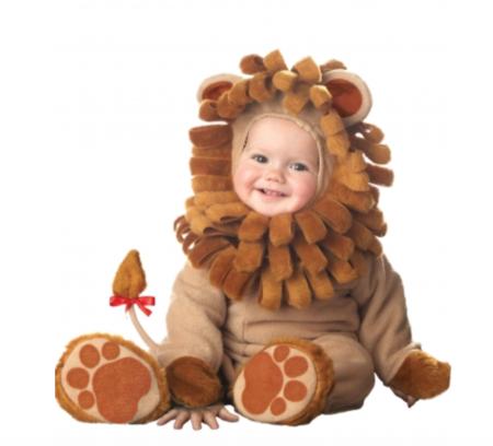 løve kostume til baby 450x408 - Løve kostume til baby