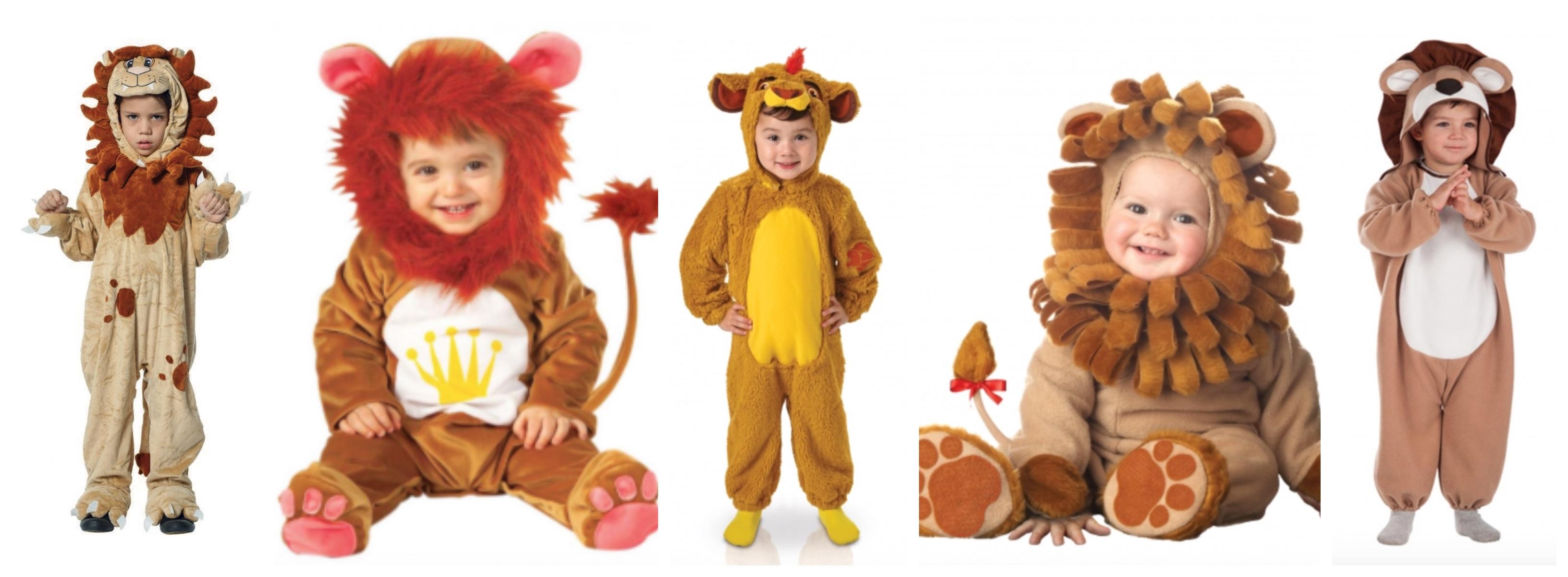 løve kostume til baby - Løve kostume til baby