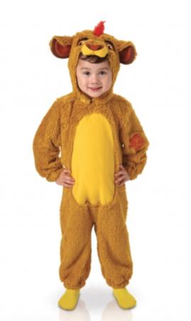 løvernes garde kostume til baby 269x450 - Løve kostume til baby