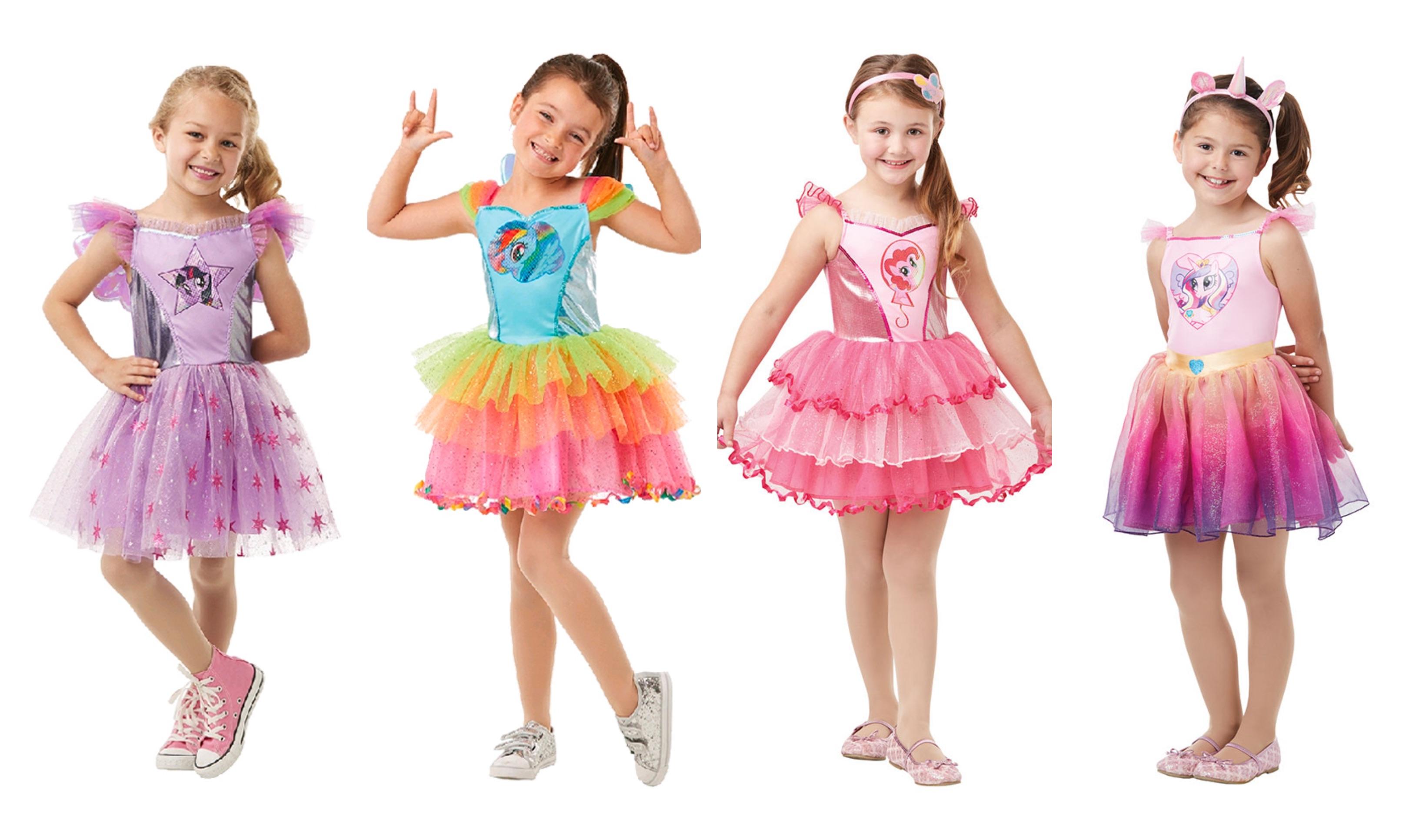 My little pony kostume til børn KostumeUniverset