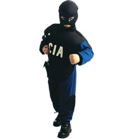 politi swat kostume cia kostume til børn skudsikker vest til børn udklædning