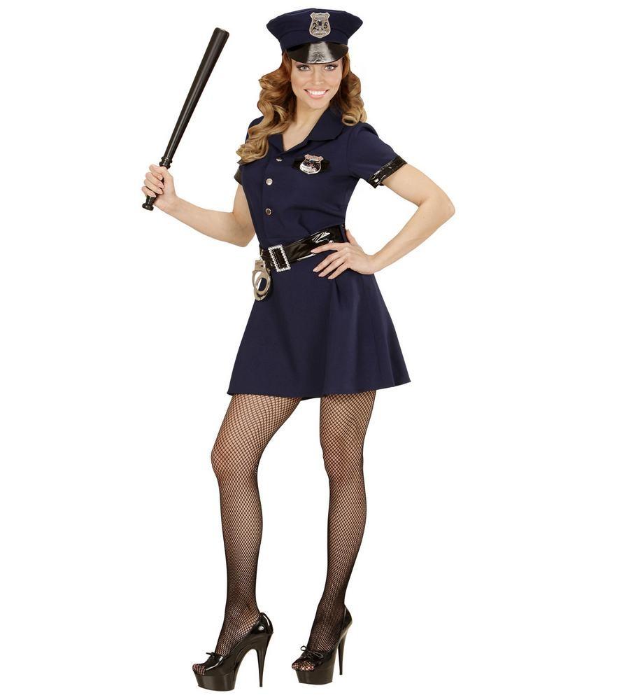 politimand kostume til voksne politibetjent kostume politiuniform kostume politibetjent udklædning fastelavn politikvinde kvindelig politibetjent