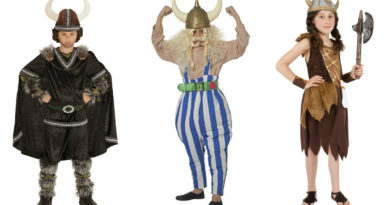 viking kostume til børn vikingekostume barn viking udklædning vikingekostume skjold ridder luksus kostume vikingepige obelix børnekostume
