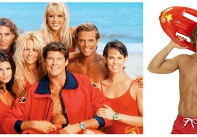 baywatch kostume livredder kostume røde livreddershorts baywatch udklædning