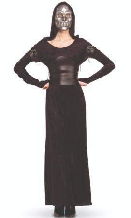 bellatrix kostume til kvinder bellastrix harry potter kostume