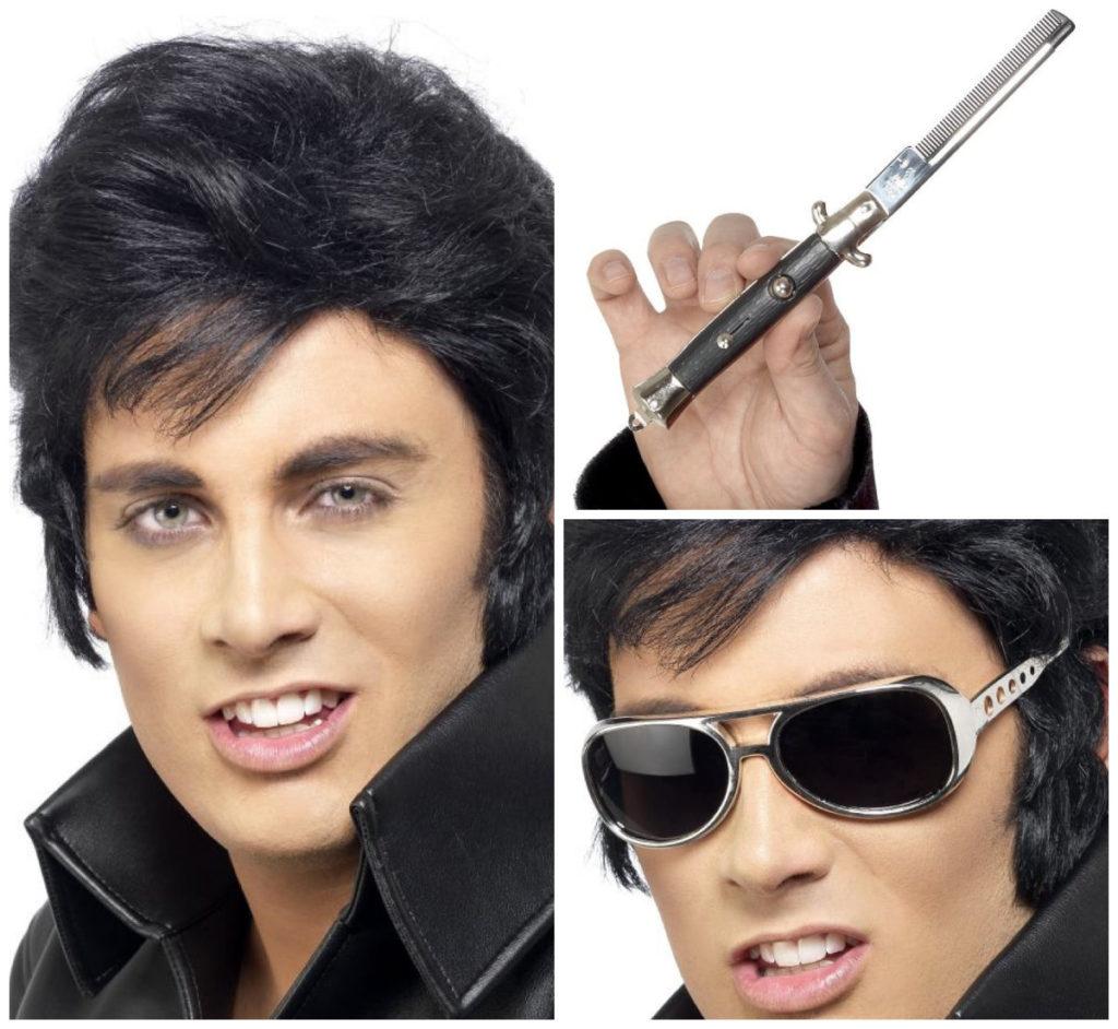 collage 1024x942 - Elvis kostume til voksne