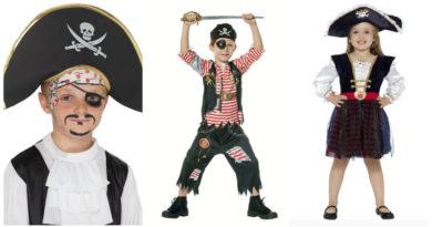 collage 5 390x205 - Pirat kostume til børn