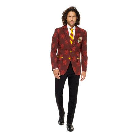 harry potter jakkesæt magisk jakkesæt stilfuldt kostume