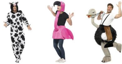 sjovt kostume sidste skoledag karneval 390x205 - Sjove kostumer til sidste skoledag og karneval