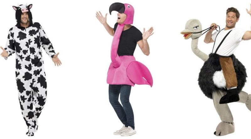 Sjove kostumer til sidste skoledag og karneval
