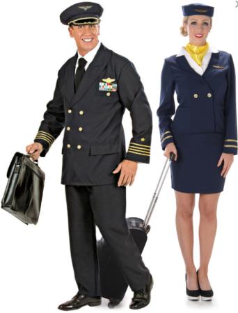stewardesse kostume til voksne sidste skoledag kostume par kostume til voksne