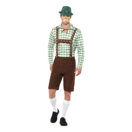 alpin bavarian ølfest udklædning