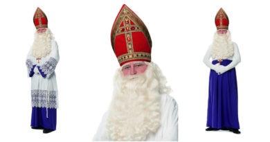 skt nikolaus kostume til voksne, sankt nikolaus kostume til voksne, skt nikolaus udklædning til voksne, præst kostume til voksne, præst udklædning til voksne, bisp kostume til voksne, bispe kostume til voksne, bispe udklædning til voksne, julemand kostume til voksne, julemanden kommer fra tyrkiet, kommer julemanden fra Tyrkiet, kostume universet, kostumer tl voksne, religiøse kostumer til voksne, jule kostumer til voksne