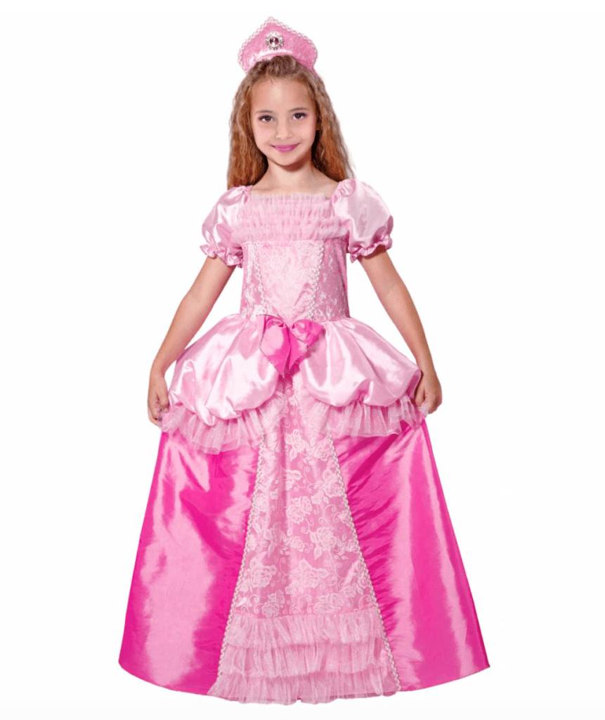 Skærmbillede 2018 12 05 kl. 22.01.34 861x1024 - Prinsesse kostume til børn