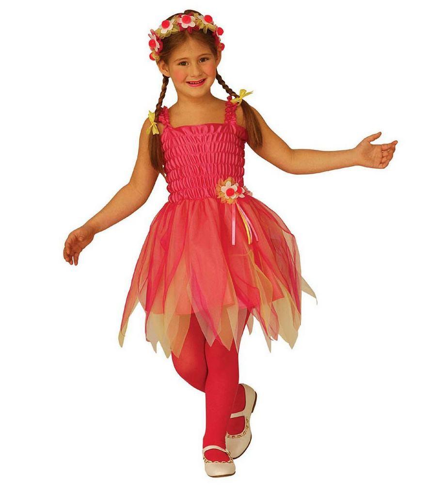 ballerina kostume til børn lyserød ballerina børnekostume ballerinaskørt udklædning for børn fastelavnskostume udklædning for sjov ballerina fe kostume