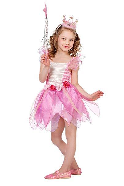 ballerina kostume til børn lyserød ballerina børnekostume ballerinaskørt udklædning for børn fastelavnskostume udklædning for sjov pink ballerina kostume
