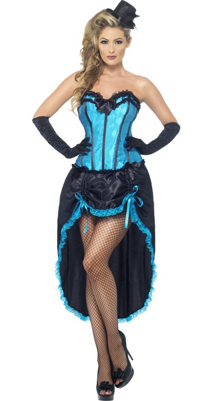 burlesque darling kostume cowgirl kostume western kvinde kostume cowboy kostume til voksne salonbestyrer kvinde kostume