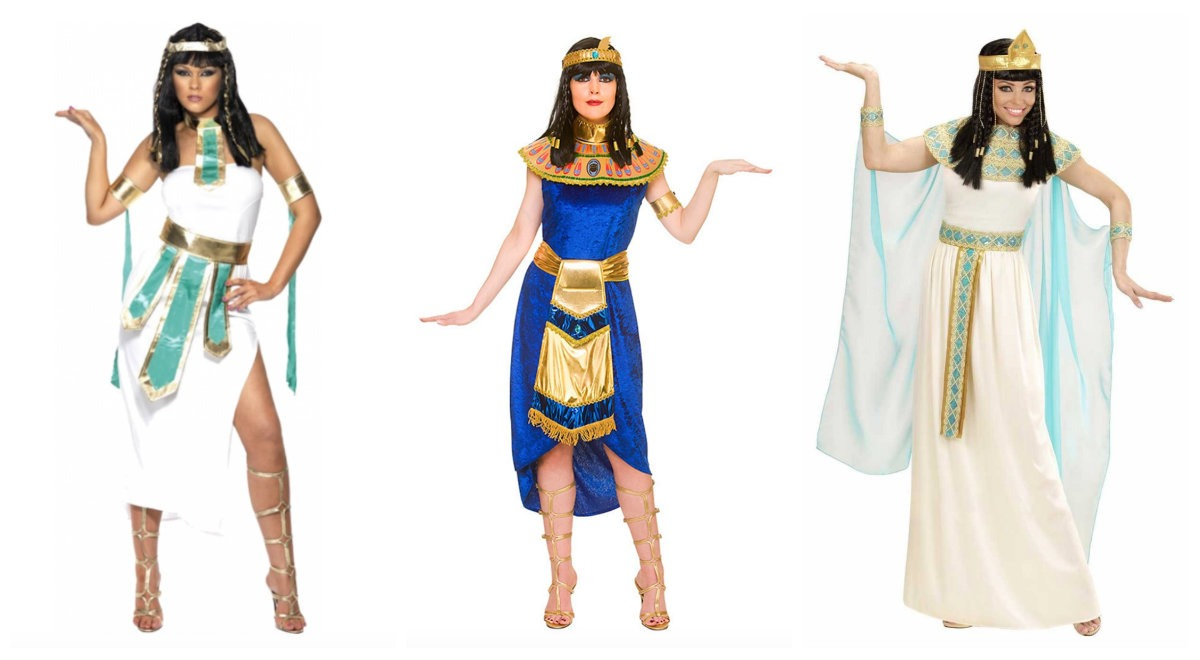 0f88fc36a315 Kleopatra kostume til voksne - KostumeUniverset