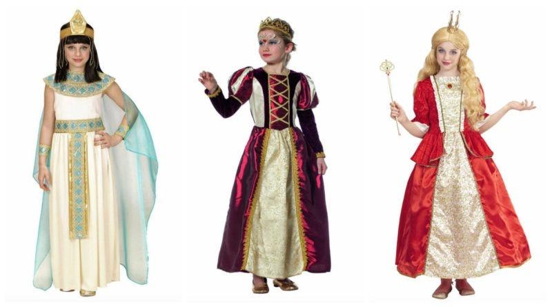 collage 16 800x445 - Dronning kostume til børn