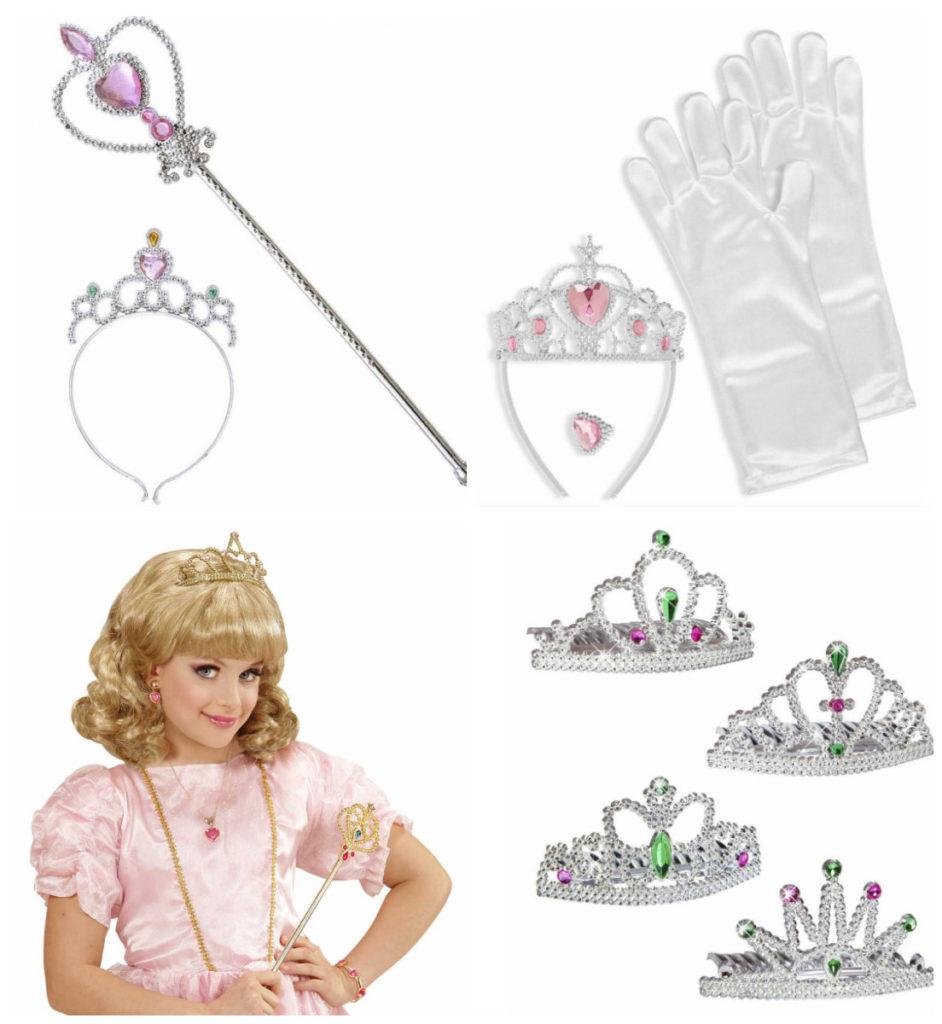 collage 5 942x1024 - Prinsesse kostume til børn