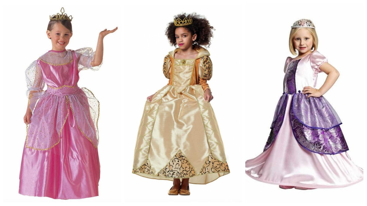 cf02ea6725b9 Prinsesse kostume til børn - KostumeUniverset