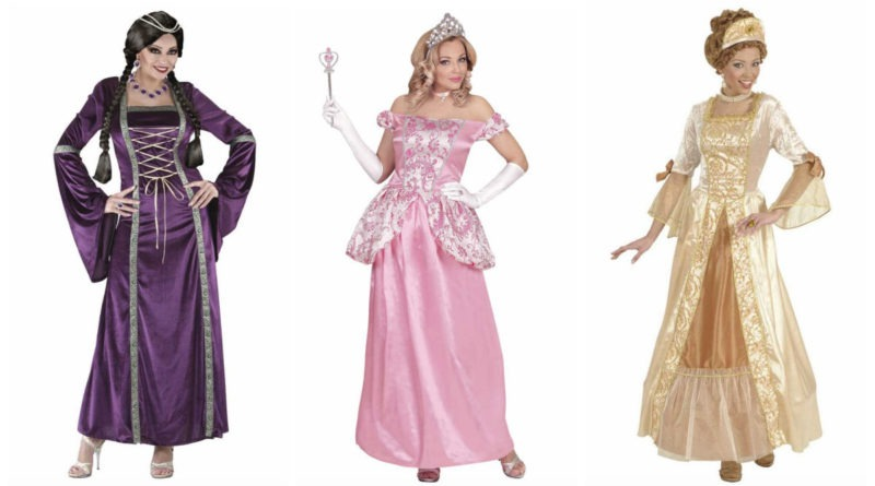 collage 7 800x445 - Prinsesse kostume til voksne