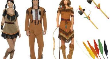 indianer kostume til voksne pocahontas kostume til voksne indianerpige kostume høvding kostume til voksne