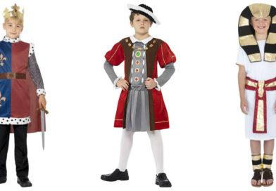 Konge kostume til børn