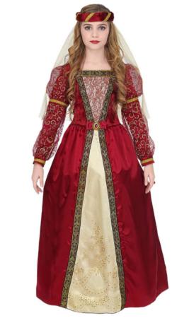 middelalder prinsesse middelalder prinsesse kostume til børn