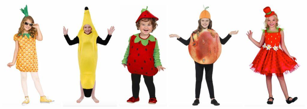 frugt kostume til børn og baby, frugt kostume til baby, frugt udklædning til børn, frugt udklædning til baby, sjove fastelavnskostumer til børn, sjove fastelavnskostumer til baby, frugt babykostumer, frugt kostumer