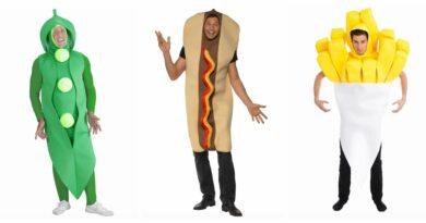 mad kostume til voksne, mad udklædning til voksne, sjove kostumer til voksne, fastelavns kostume til voksne, karneval kostume til voksne, kostume til karneval, voksenkostume til fastelavn, kostume sidste skoledag, kostume universet, sjove kostumer, spiselige kostumer