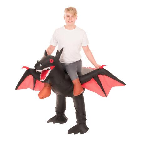 Oppustelige drage kostume til børn 450x450 - Drage kostume til børn og baby