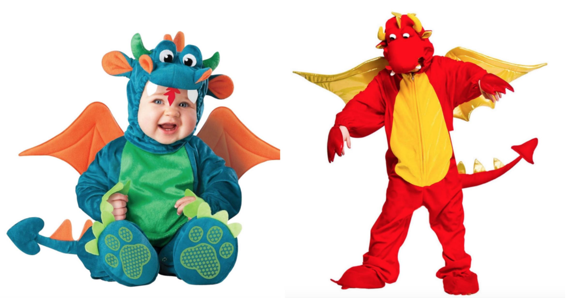 Drage Kostume Til Børn Og Baby Kostumeuniverset
