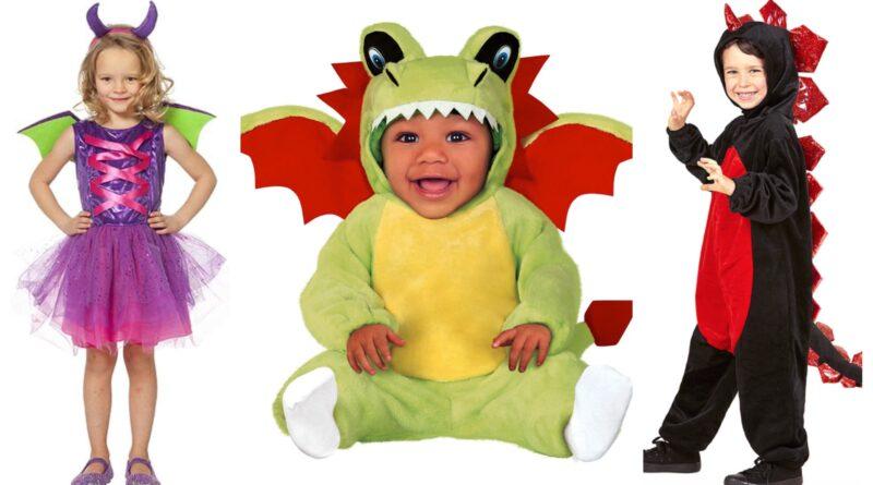 drage kostume til børn 800x445 - Drage kostume til børn og baby